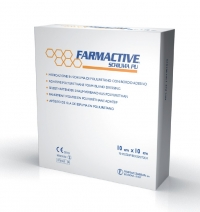 Farmactive polyurethane foam advanced dressing